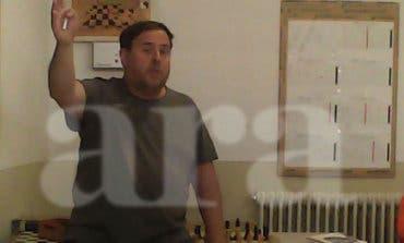 Junqueras y Romeva denuncian en Arganda al preso que les grabó en la cárcel