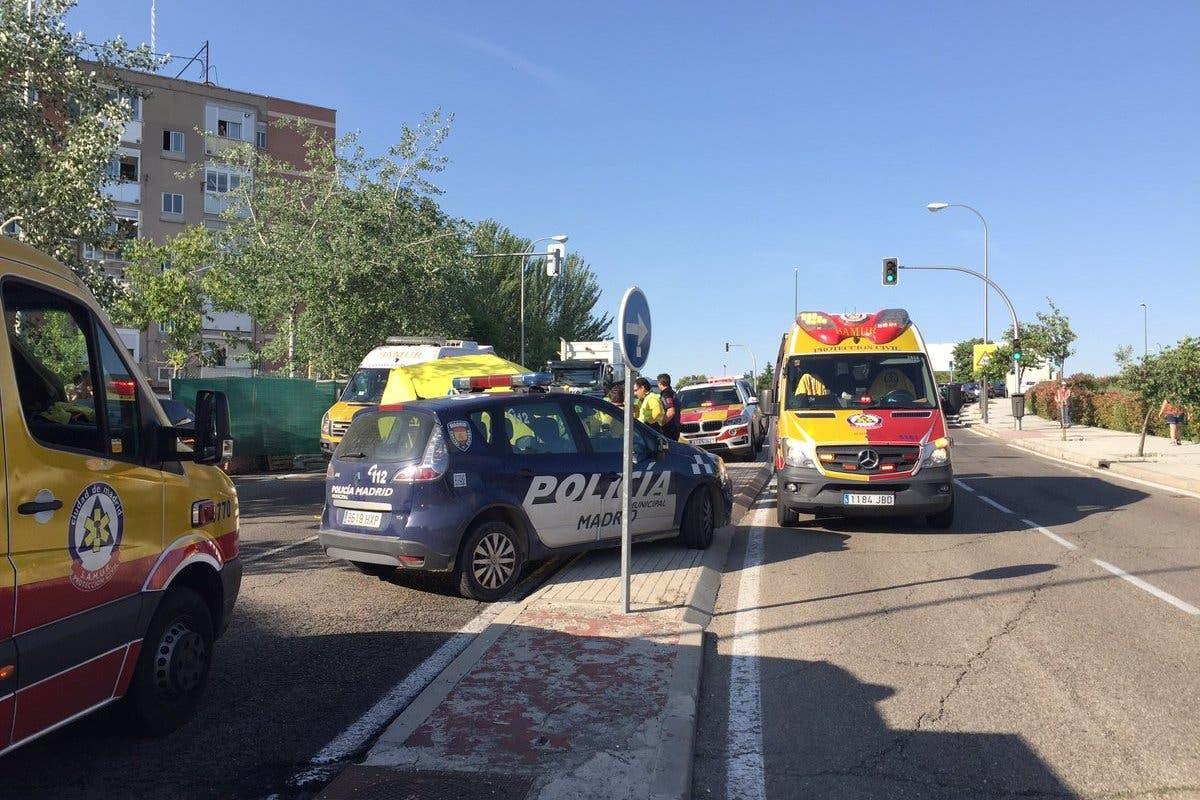 Muere atropellada una anciana al cruzar la calle indebidamente