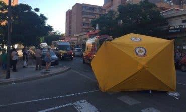 Muy grave una mujer tras ser atropellada en Vallecas