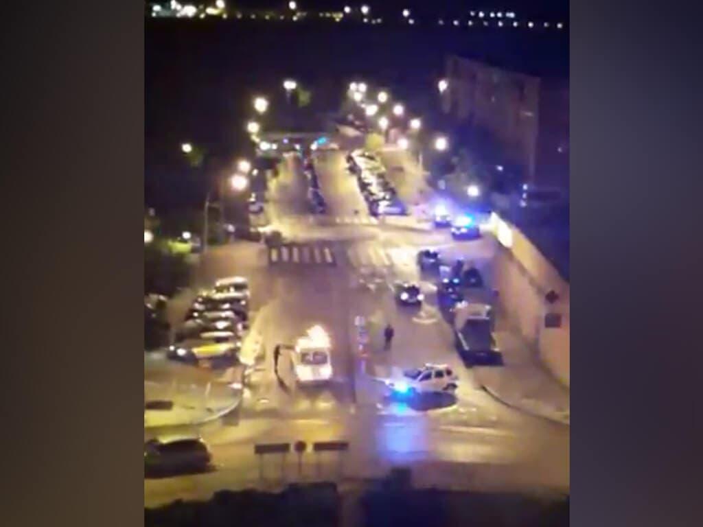 Un hombre armado causa el pánico en San Fernando de Henares