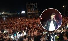 Demarco Flamenco llena el Recinto Ferial de Torrejón en una noche «inolvidable»