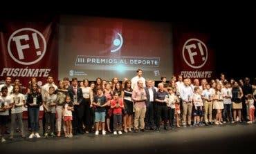 Arganda del Rey reconoce el esfuerzo de sus deportistas y clubes