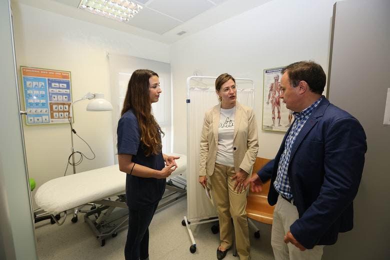 Nuevo Servicio de Fisioterapia para los mayores de Coslada