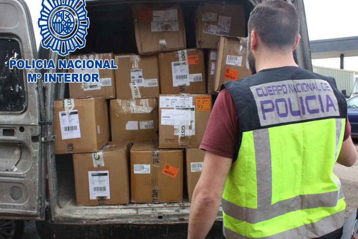 Esclarecido el robo de 800 aparatos de aire acondicionado en San Fernando de Henares