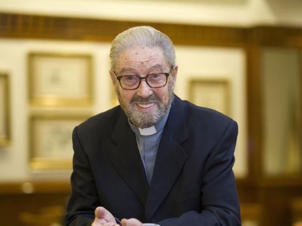 Muere en Alcalá de Henares el Padre Garralda, una vida dedicada a los marginados