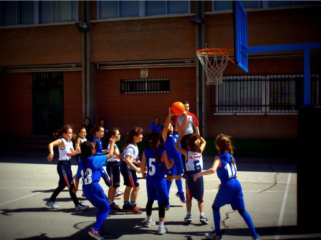 Las niñas del Severo Torrejón se juegan el Campeonato de Madrid de baloncesto
