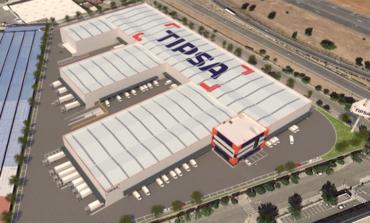 TIPSA construye en San Fernando el mayor centro de transporte urgente de España