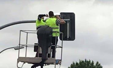 Paracuellos instala cámaras con lectura de matrículas en los principales accesos