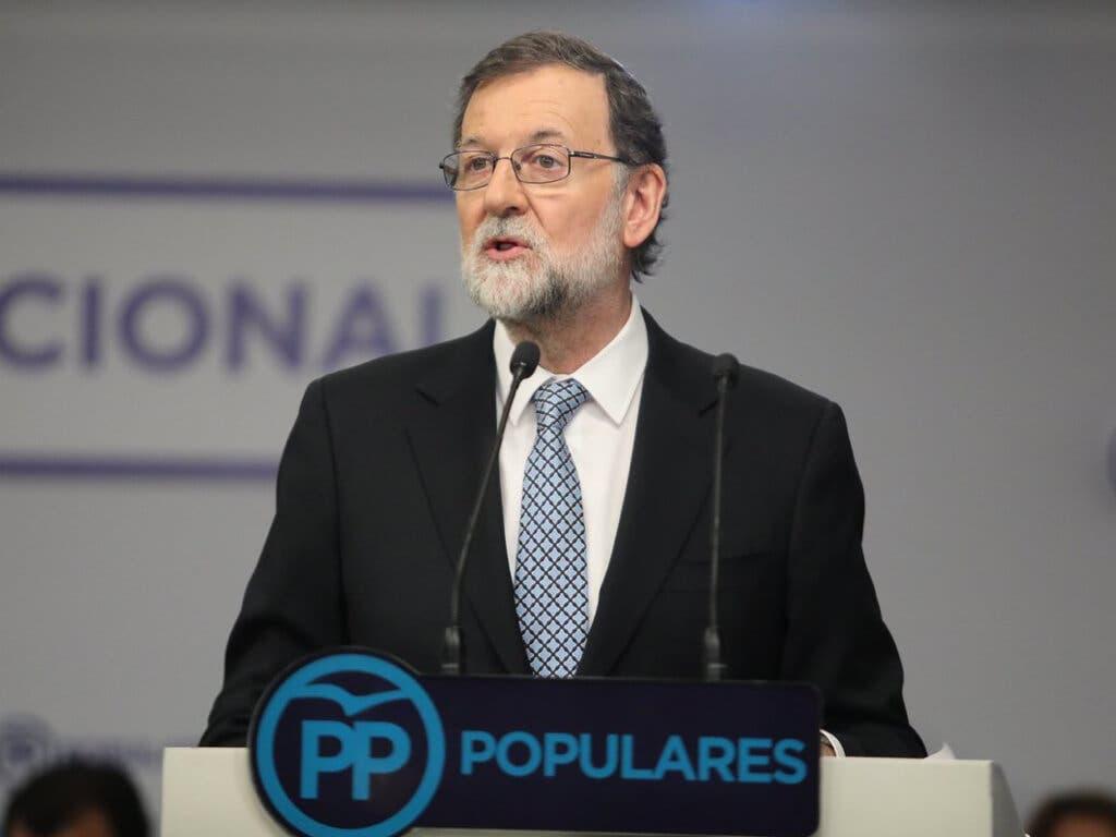 Los populares del Corredor del Henares se despiden de Rajoy