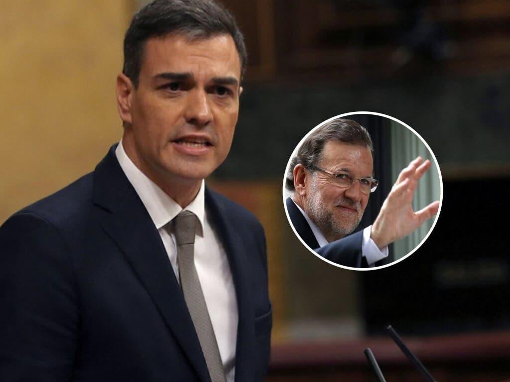 Jaque a Rajoy: Pedro Sánchez, investido nuevo presidente del Gobierno