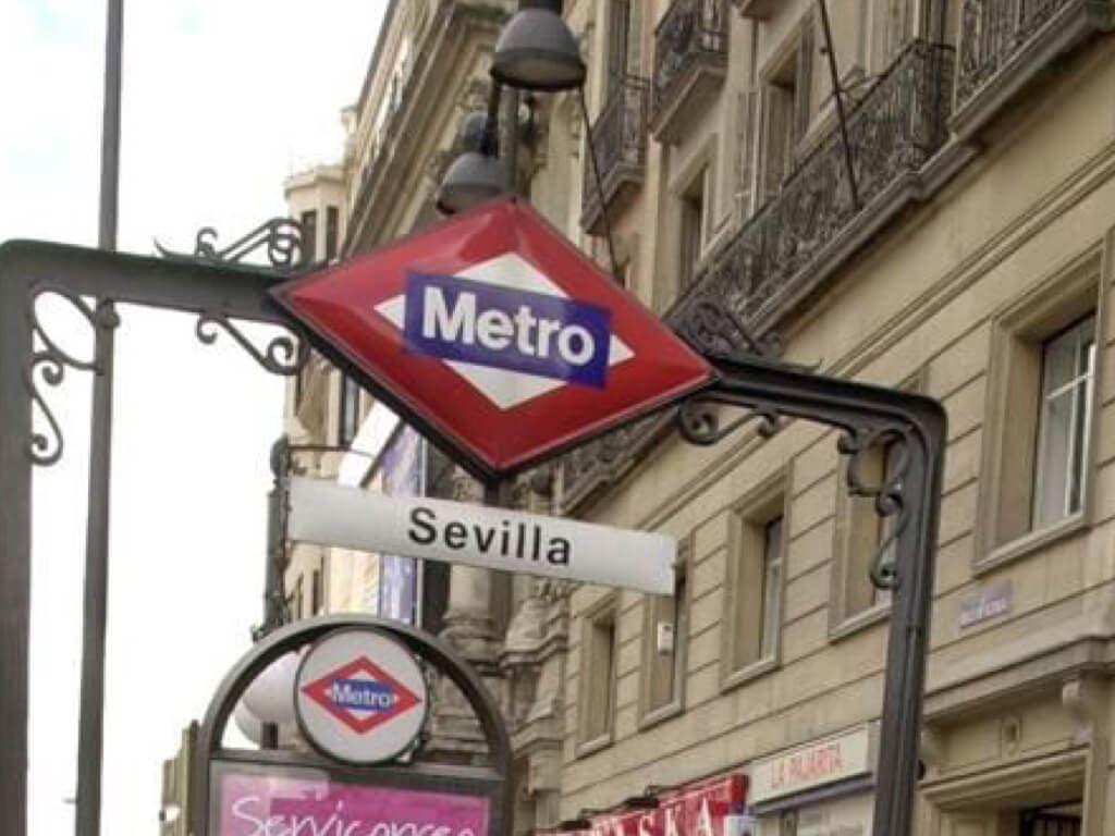 Curioso hallazgo en unas obras del Metro de Madrid