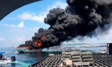 Muere el vecino de Guadalajara herido en el incendio del catamarán