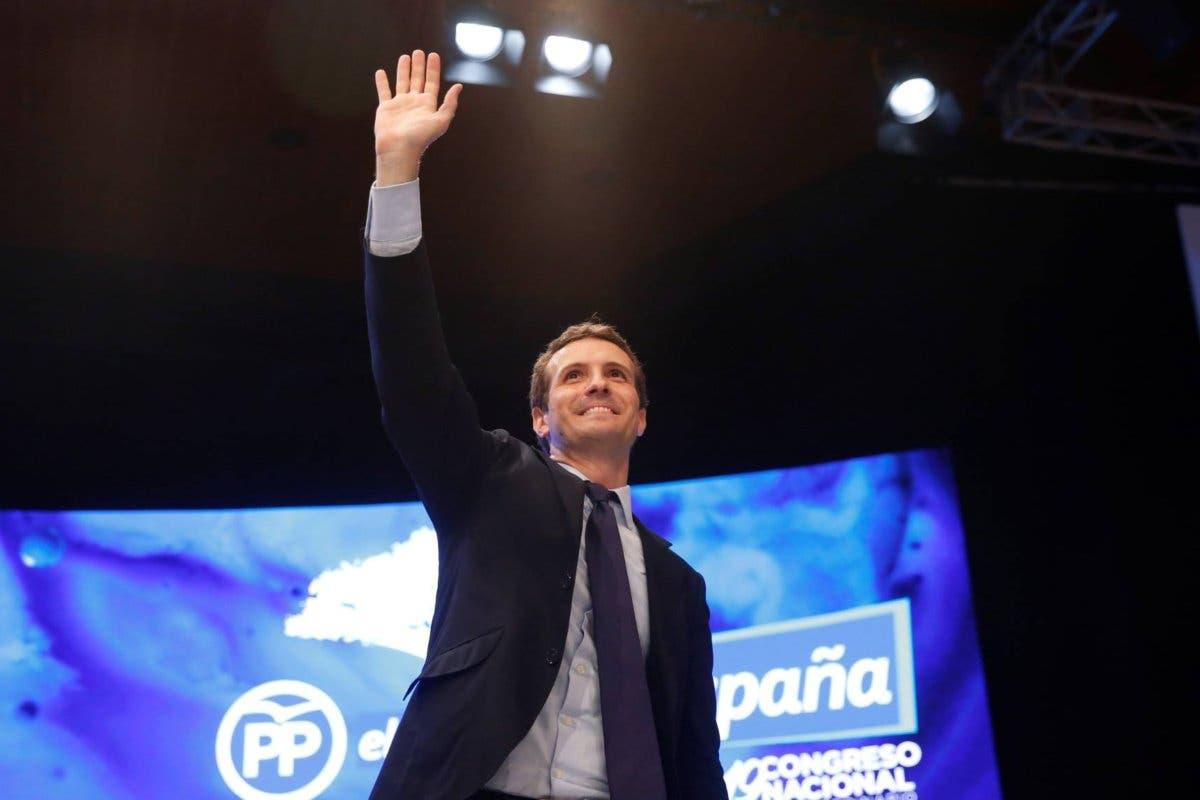 Pablo Casado, nuevo líder del PP tras ganar a Soraya