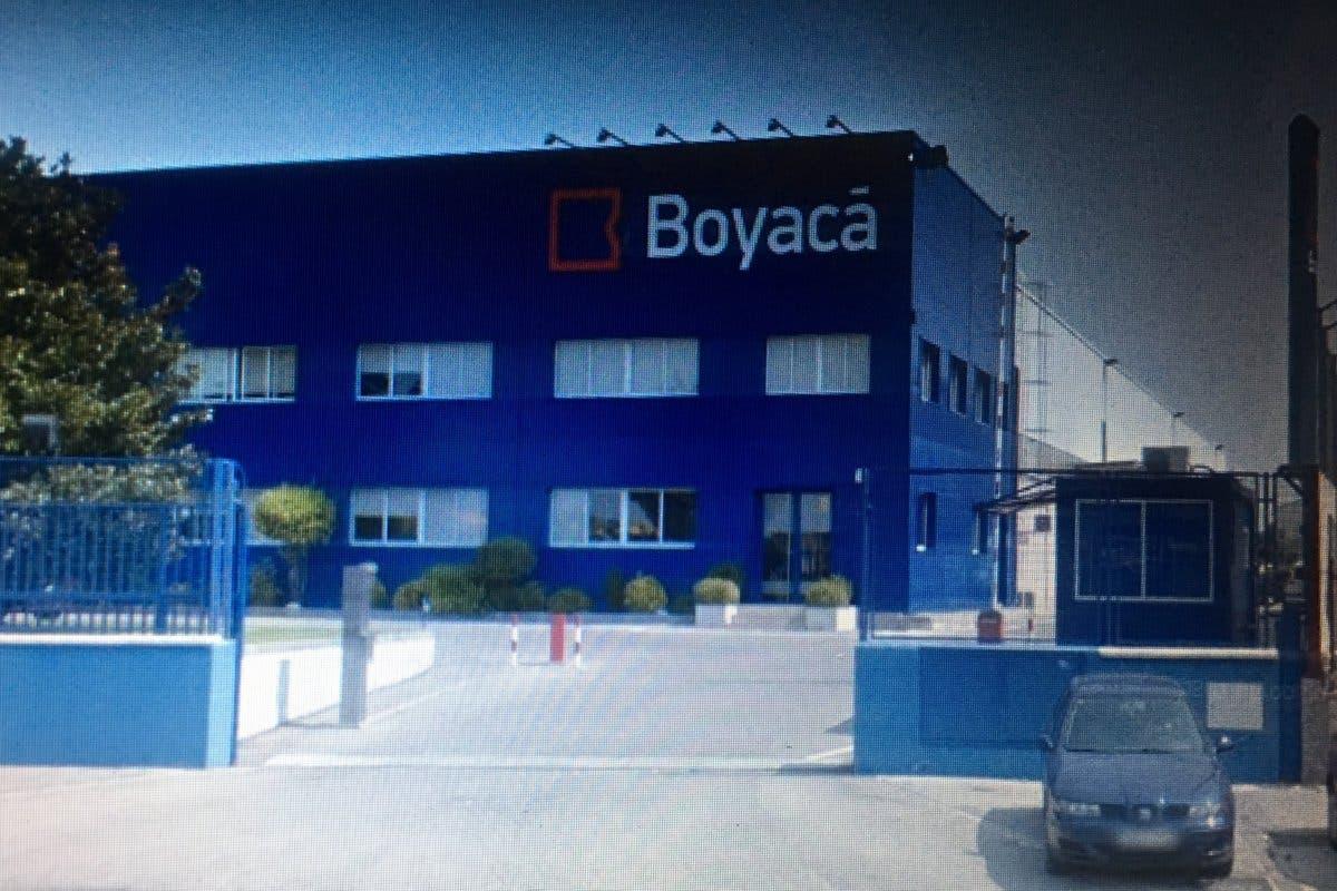 Boyacá acusa a los repartidores de prensa de tomar por la fuerza sus instalaciones en Torrejón