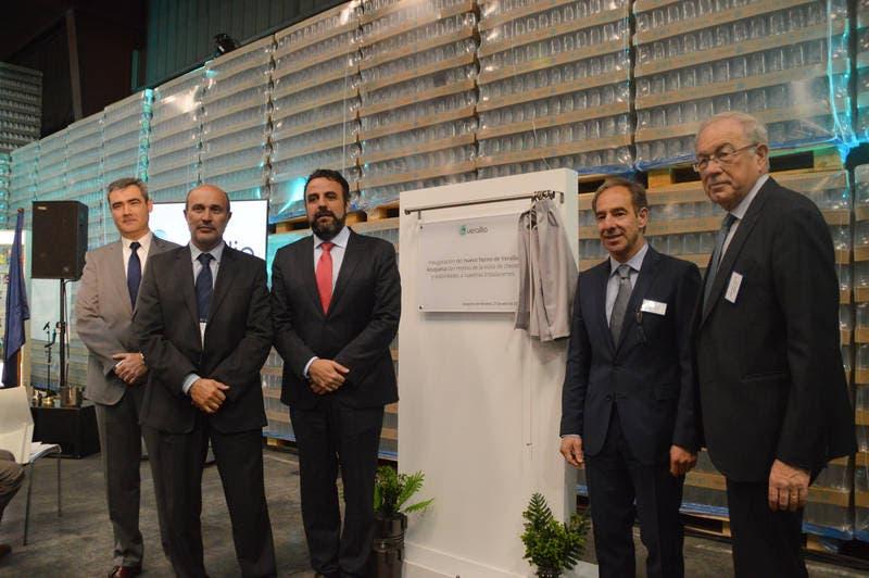 El grupo Verallia invertirá40 millones de euros en su planta de Azuqueca
