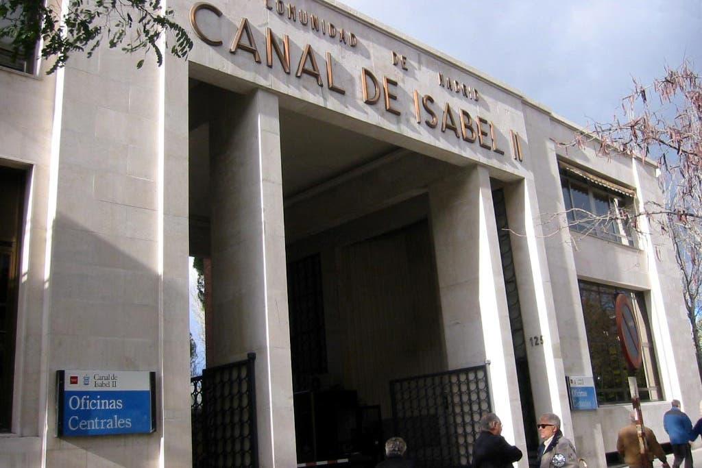 El Canal de Isabel II convoca 700 nuevas plazas de empleo público