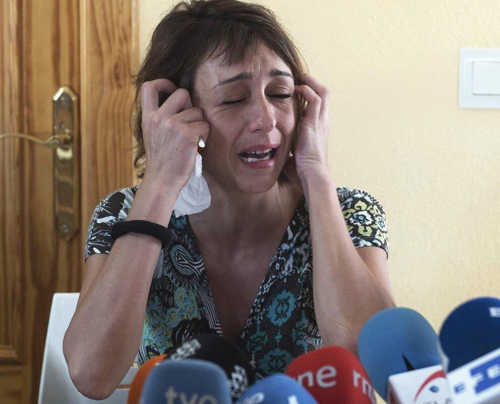 Juana Rivas, condenada a 5 años de prisión por llevarse a sus hijos