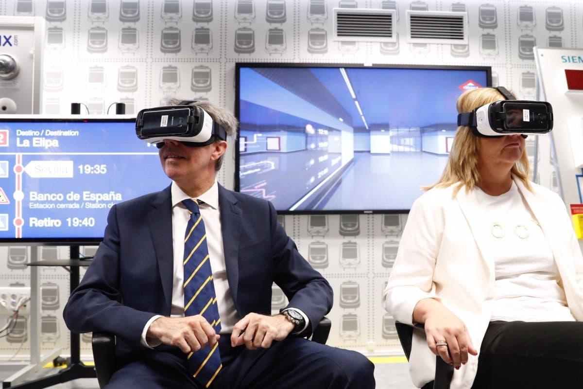 Así será el Metro del futuro en Madrid