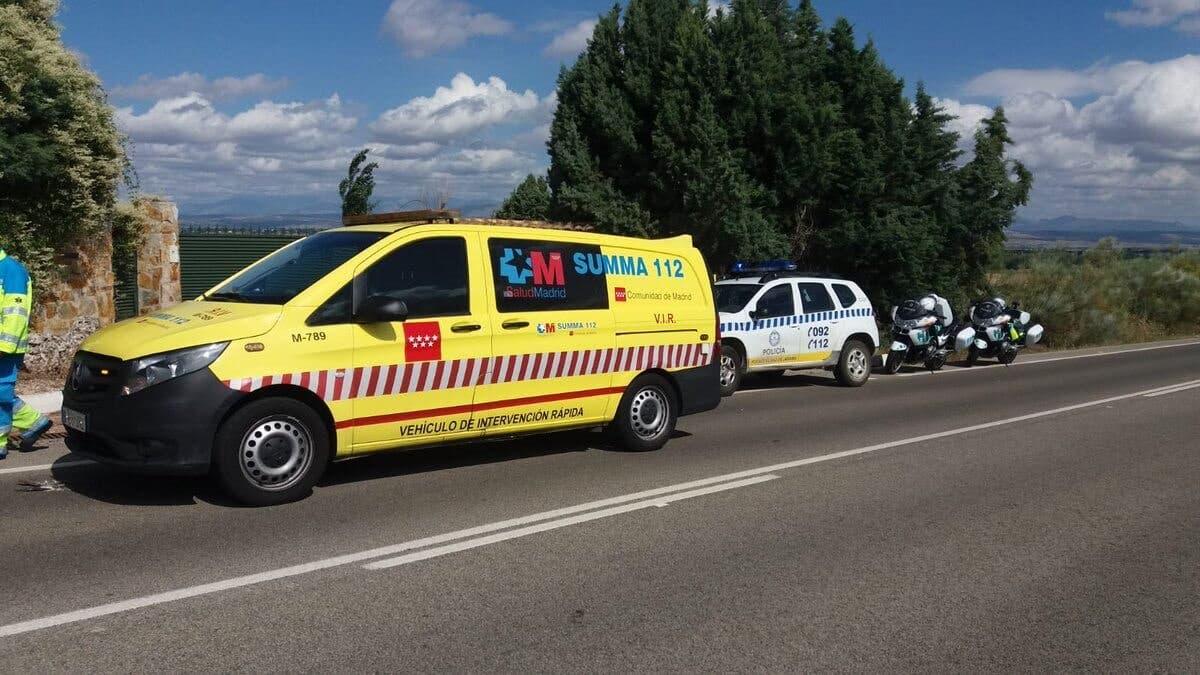 En libertad el conductor ebrio que atropelló mortalmente a un ciclista en Algete