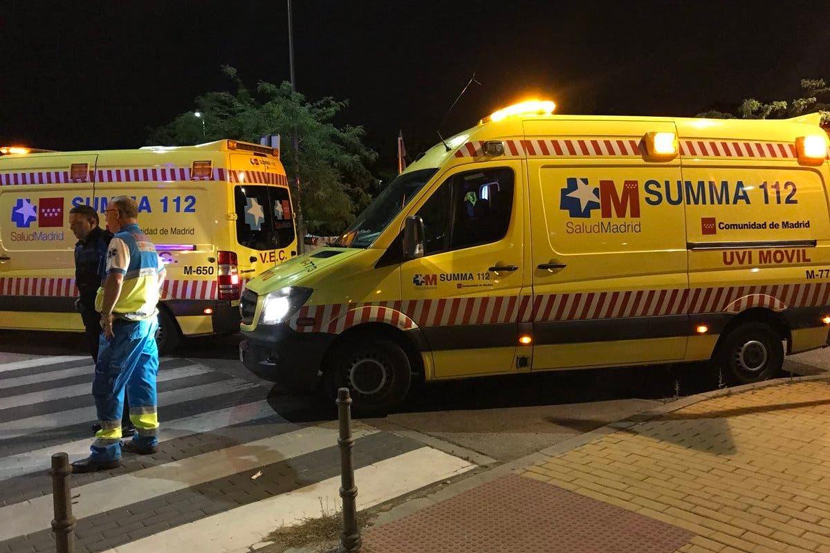 Muere un joven apuñalado en San Sebastián de los Reyes