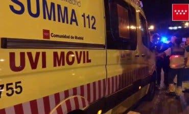 Herida grave una joven de 26 años tras ser atropellada