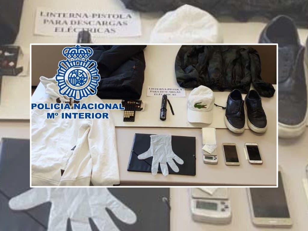 Detenidos por atracar violentamente 13 bares de la Comunidad de Madrid