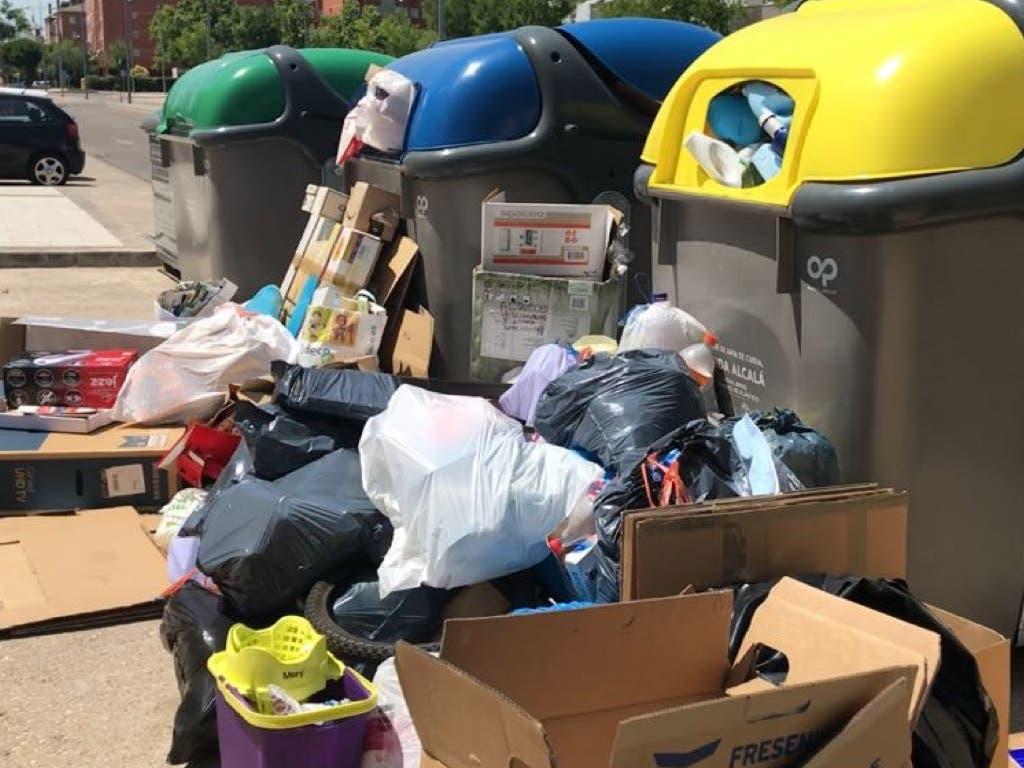 Toledo desmiente a Alcalá de Henares y rechaza recibir su basura