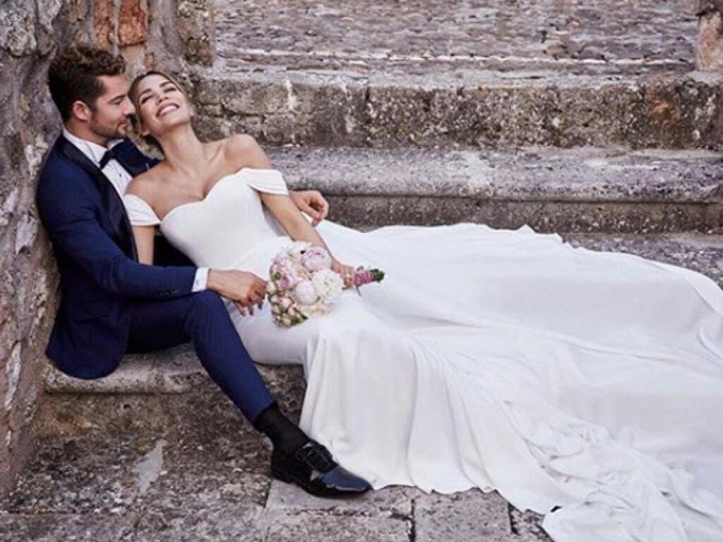 Bisbal y Rosanna Zanetti se casan tras inscribirse como pareja de hecho en Ajalvir
