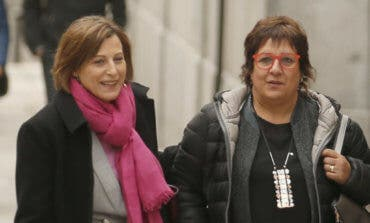 Forcadell yBassa abandonan Alcalá-Meco para ser trasladadas a Cataluña