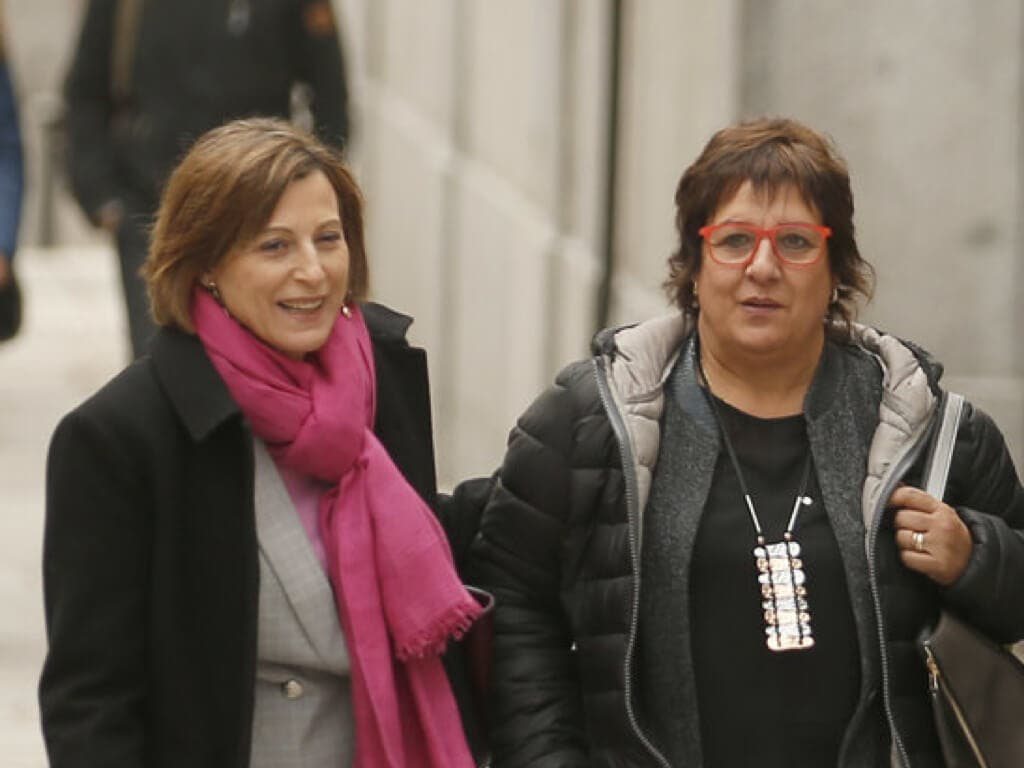 Las presas independentistas ya están en Alcalá-Meco