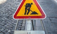 Cortes de tráfico en varias calles de Alcalá de Henares por obras