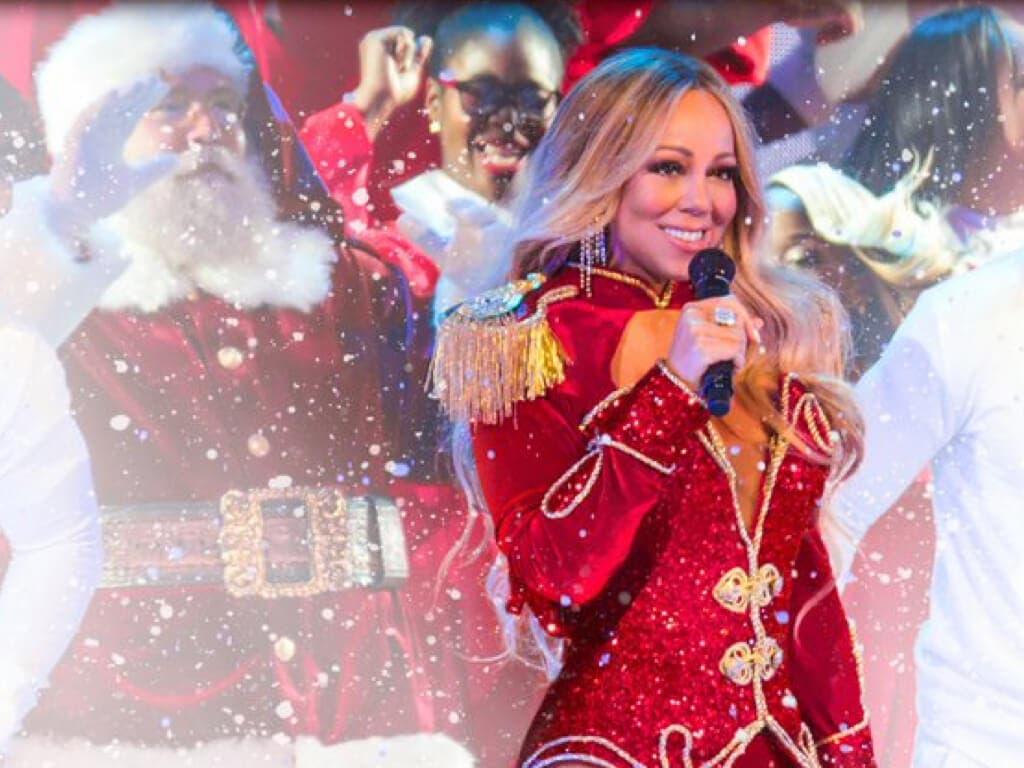 Mariah Carey anuncia concierto navideño en Madrid