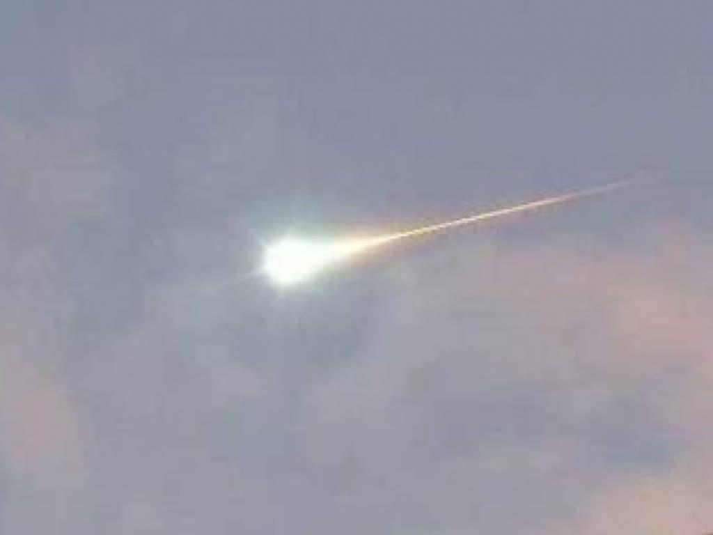 El misterioso meteorito avistado en el cielo de Alcalá de Henares