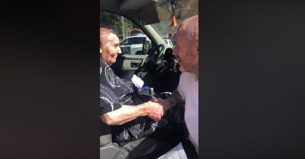 La anciana de 98 años recupera su casa, okupada mientras estaba en el hospital