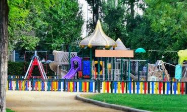 Torrejón reforma el Parque Veredillas con nuevas praderas y más juegos infantiles