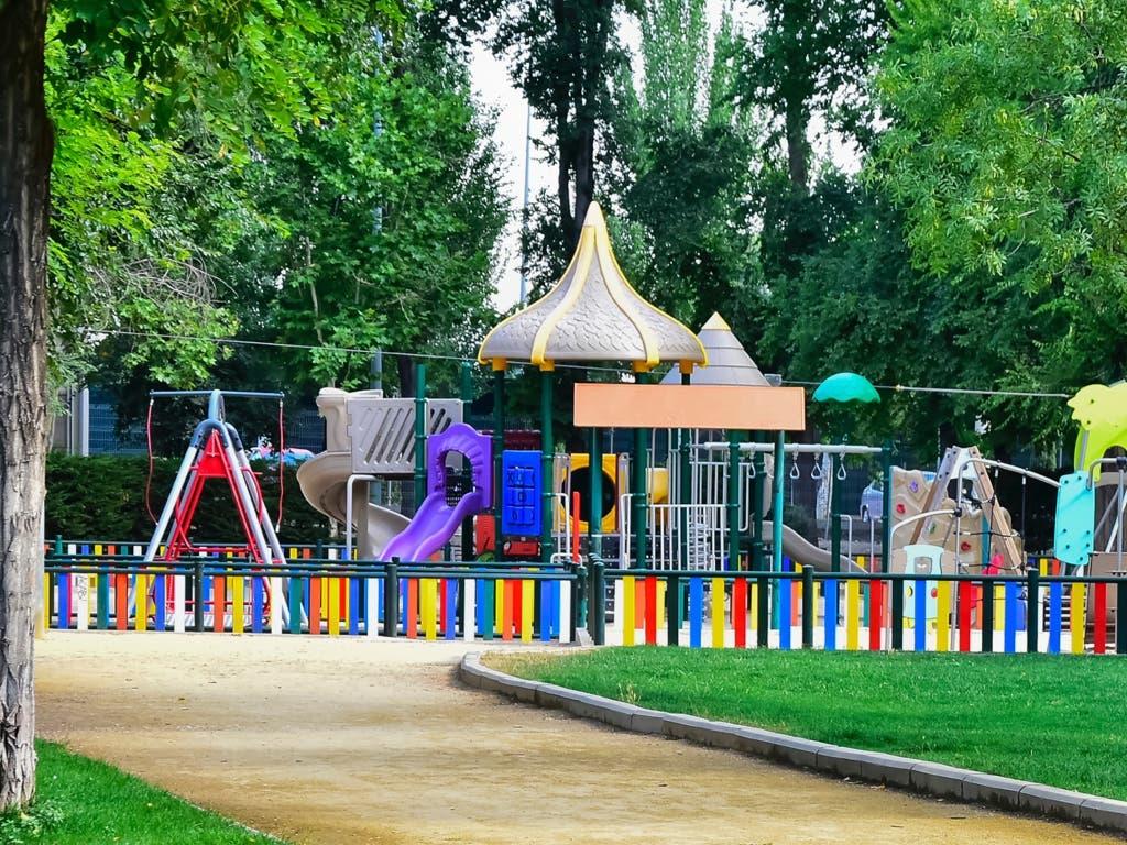 Torrejón reabre las zonas infantiles de los parques tras el fin del confinamiento perimetral