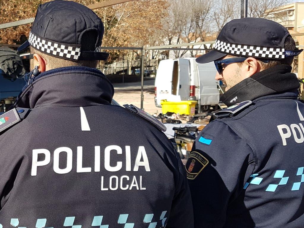 Una persecución a pie en San Fernando acaba con varios detenidos por el robo de una moto en Rivas