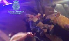 Los tres detenidos por la muerte de un joven en Sanse pretendían huir a Portugal