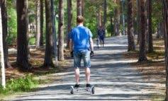 Rivas regula la circulación y el estacionamiento de patinetes eléctricos