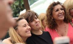 Soraya llega este miércoles a Torrejón tras su paso por Coslada