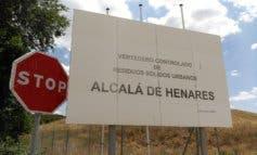 La Comunidad de Madrid propone ampliar el vertedero de Alcalá de Henares