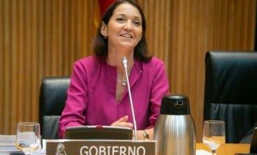 La ministra de Industria, Comercio y Turismo visita Alcalá de Henares
