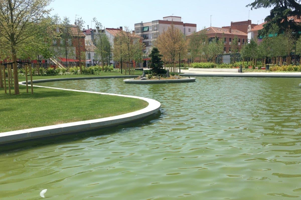 El curioso detalle del nuevo Parque Central de Torrejón que quizá no has visto