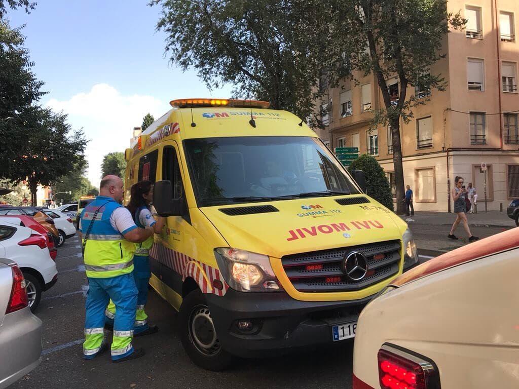 Muere apuñalado un hombre y otro resulta herido grave en Madrid