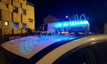 La Policía de Velilla de San Antonio frustra un posible robo
