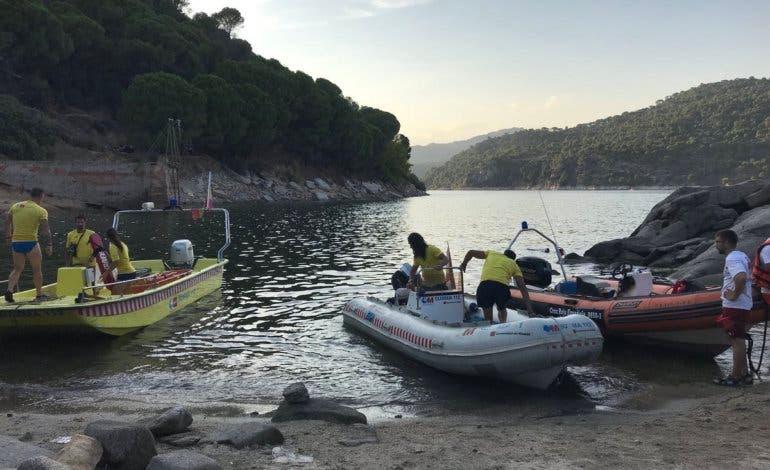 Muere ahogado un bañista en el pantano de San Juan