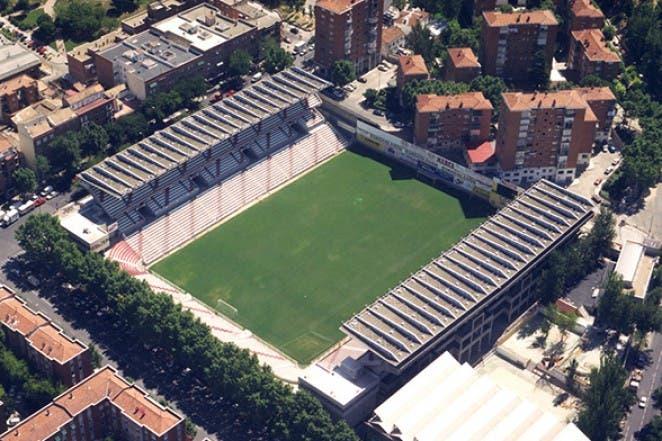 El estadio del Rayo Vallecano echa el cierre hasta octubre