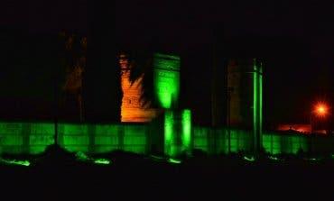Las Murallas de Alcalá de Henares estrenan iluminación
