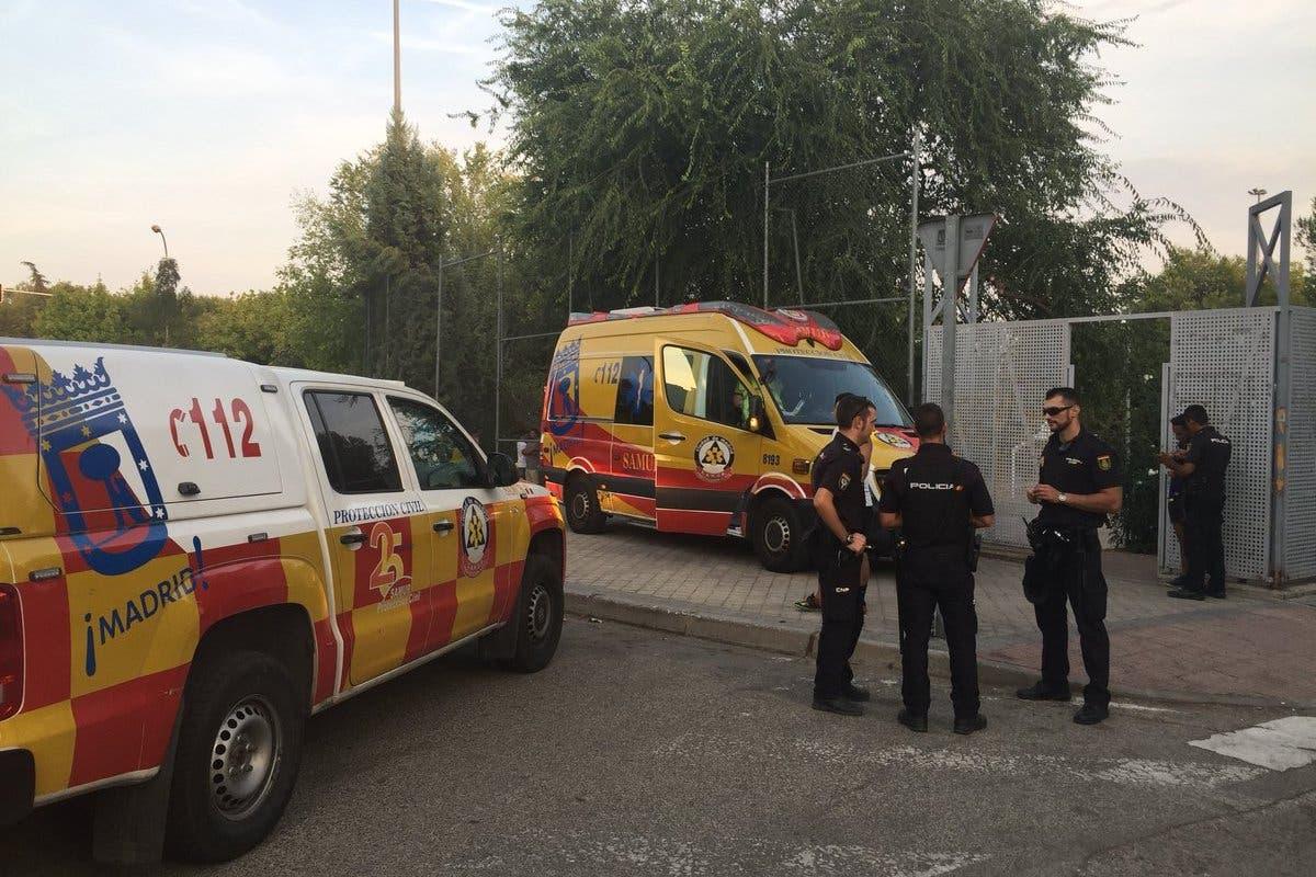 Apuñalado un joven de 29 años en Madrid