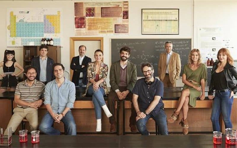 El director de Fuga de cerebros 2 rueda en Torrejón su nueva película